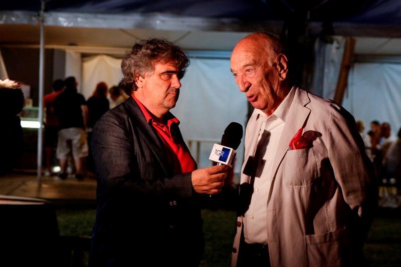 Giuliano Montaldo direttore Narni, le vie del cinema