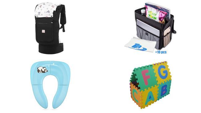 Amazon offerte articoli bambini e neonati