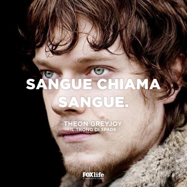 Volto di Theon