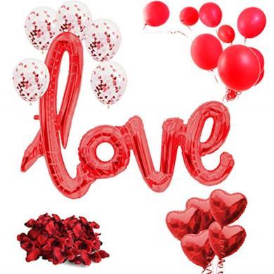 Set di Decorazioni per San Valentino