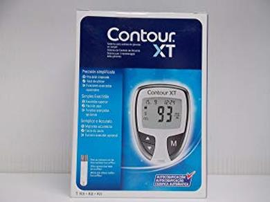 Ascensia Diabetes Care Italy Contour Xt Glucometro e 10 strisce