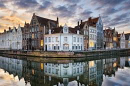 10 mete last minute per le vacanze di Pasqua, Bruges, Belgio