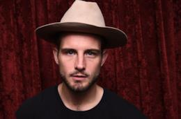 L'attore Nico Tortorella