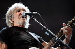 Roger Waters durante un concerto