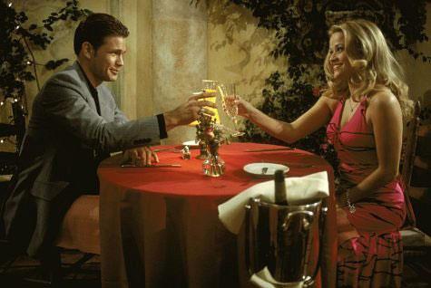 Matthew Davis e Reese Witherspoon in La rivincita delle bionde