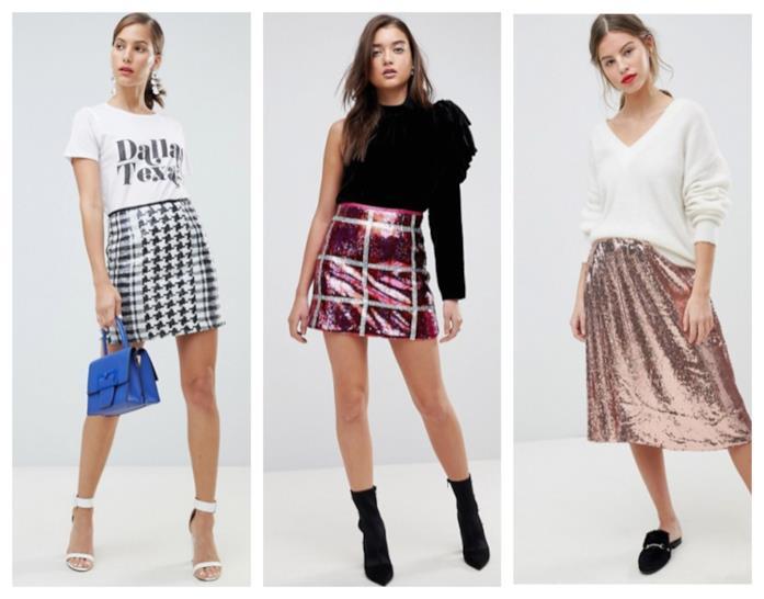 disponibilità nel Regno Unito 3333b c2227 Gonne: i modelli di moda per l'autunno inverno 2018-19
