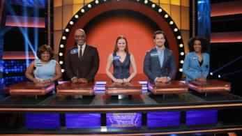 Celebrity Family Feud: un'immagine del cast di Grey's Anatomy