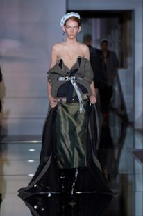 Sfilata MAISON MARGIELA Collezione Alta moda Autunno Inverno 19/20 Parigi - Margiela PO HC RF19 0005