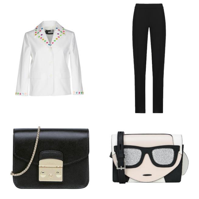 Un total outfit in stile Evan Rachel Wood