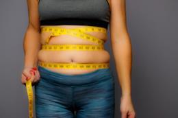 Sovrappeso femminile