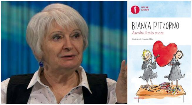 Ascolta il mio cuore con Bianca Pitzorno
