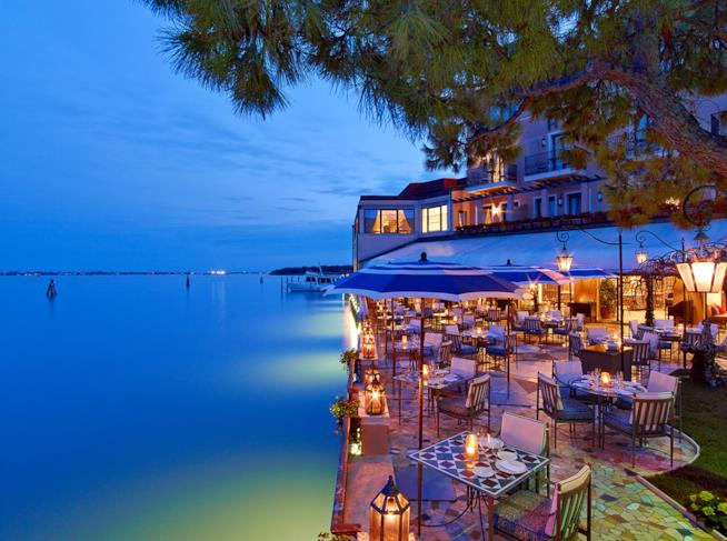 Hotel Cipriani, Venezia - Casino Royale