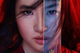 Il poster di Mulan