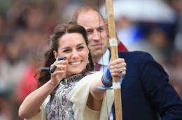 Primo piano di Kate Middleton, la principessa non convenzionale