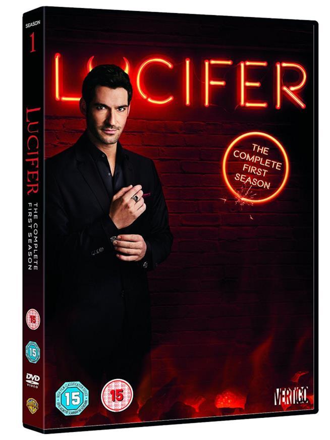 Lucifer il cofanetto della prima stagione