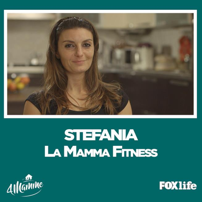 4 Mamme Caserta, Stefania