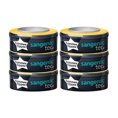 Ricarica x 6 per mangia pannolini