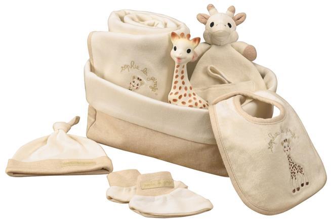 Set Nascita Confezione Regalo tessile