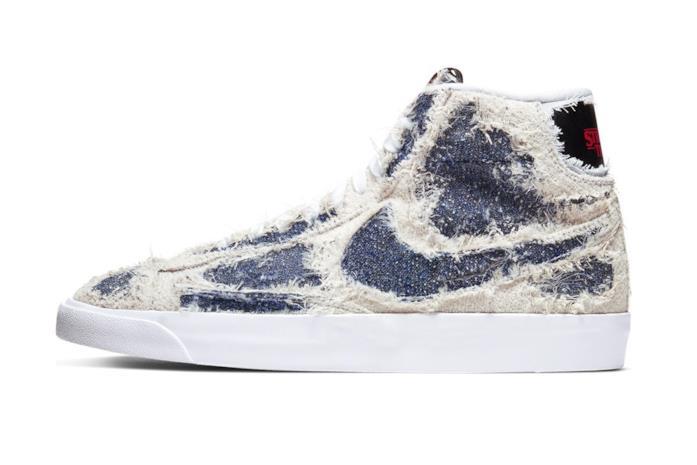 Sneakers Nike Blazer Mid Stranger Things