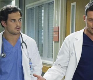 Karev e DeLuca dovranno lavorare a stretto contatto