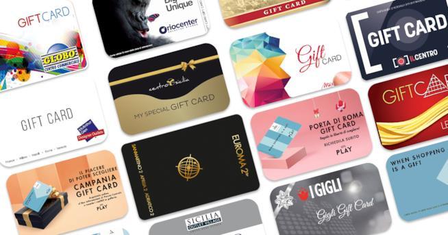 Le gift card dei centri commerciali e outlet più grandi d Italia 45856f7aae9