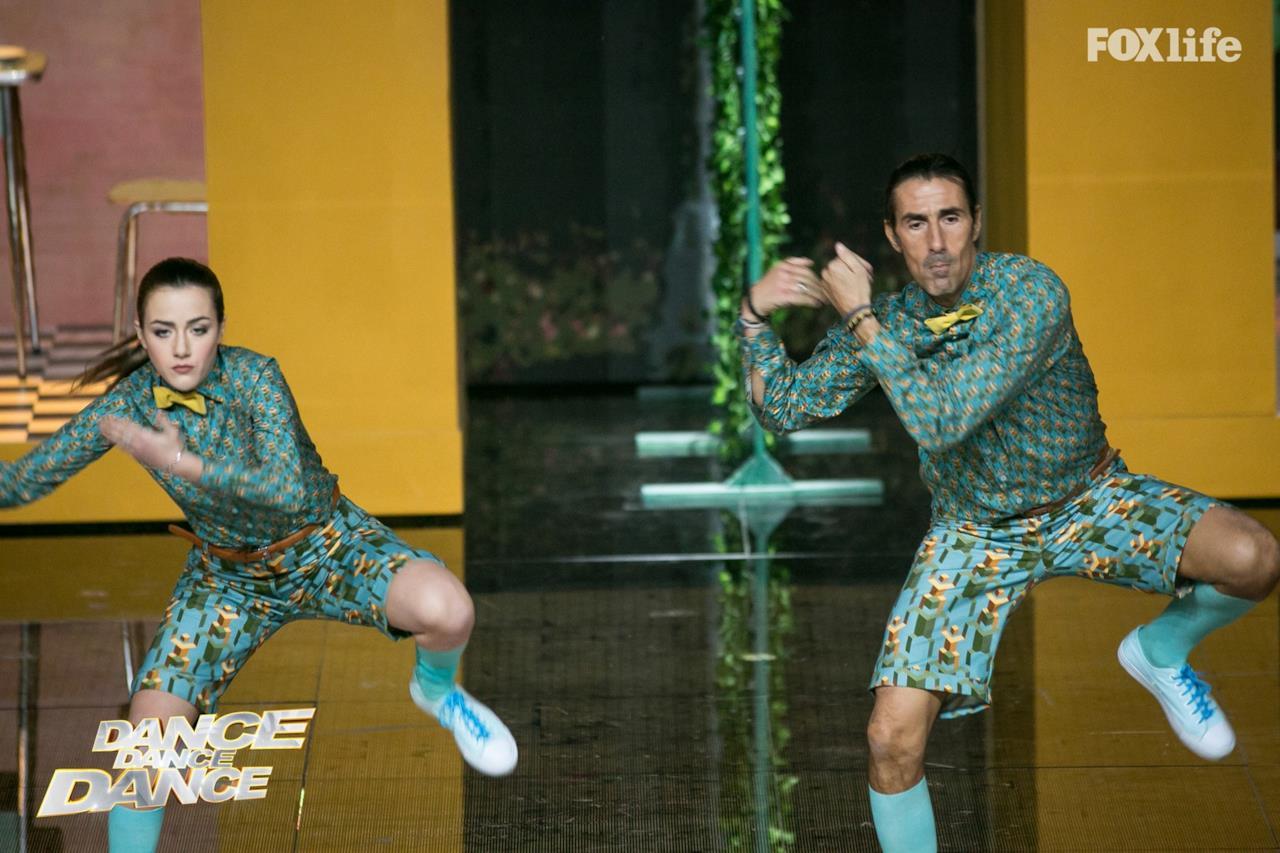 dance dance dance puntata 2 delvecchio