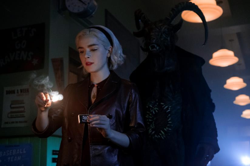 Le Immagini della seconda parte de Le Terrificanti Avventure di Sabrina
