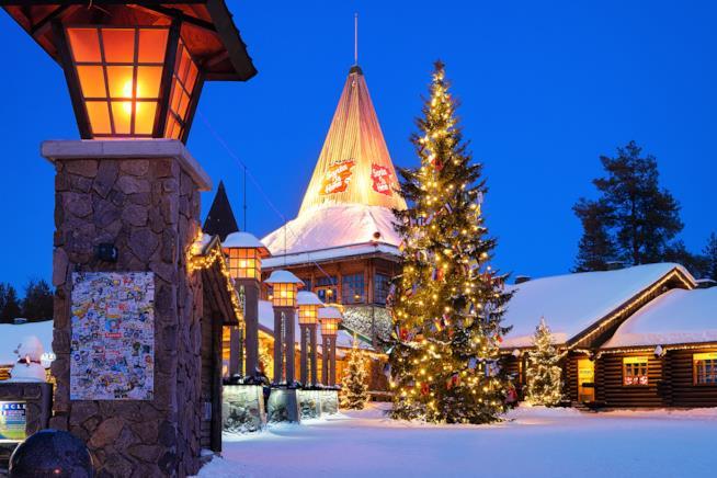 Albero Di Natale Con Decorazioni Blu : Albero di natale: i consigli per sceglierlo e decorarlo