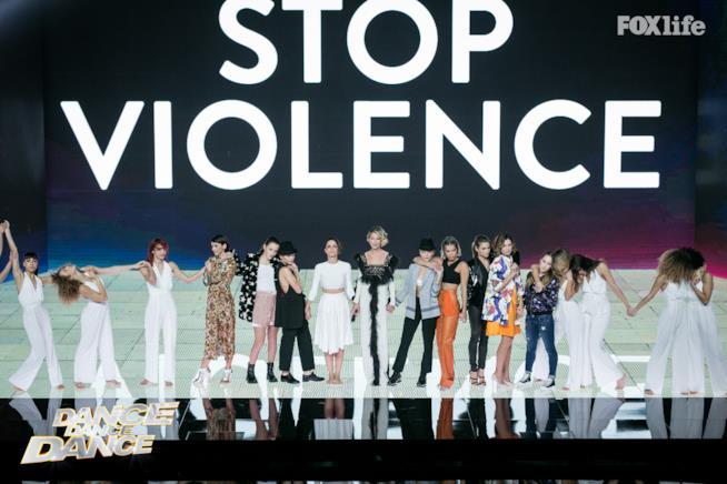Dance Dance Dance dice STOP alla violenza sulle donne