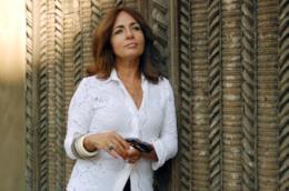 L'attivista e docente Lorella Zanardo.