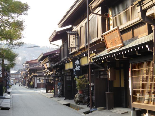 Cosa vedere a Takayama