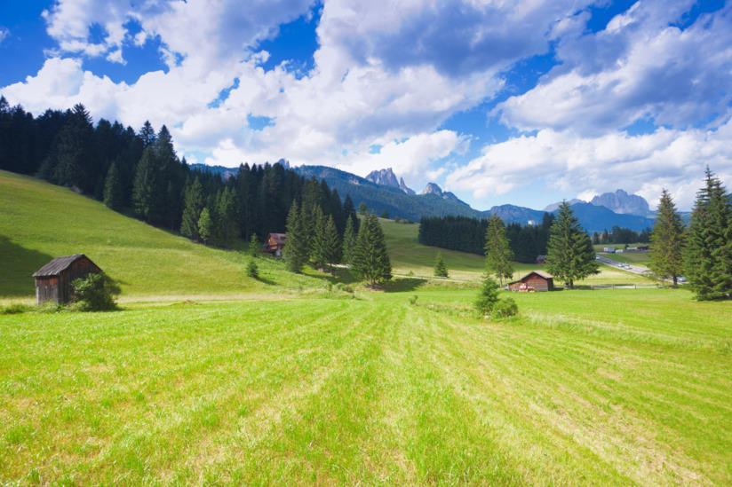 Viaggiare senza auto, in Trentino, alla scoperta della Val di Fiemme