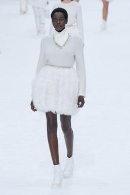 Sfilata CHANEL Collezione Donna Autunno Inverno 19/20 Parigi - 5