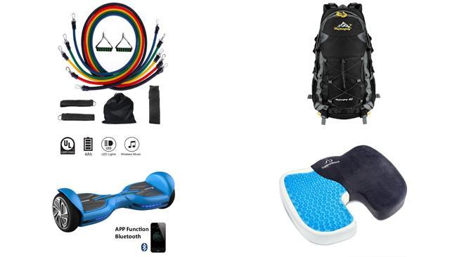Amazon: offerte per sport e benessere