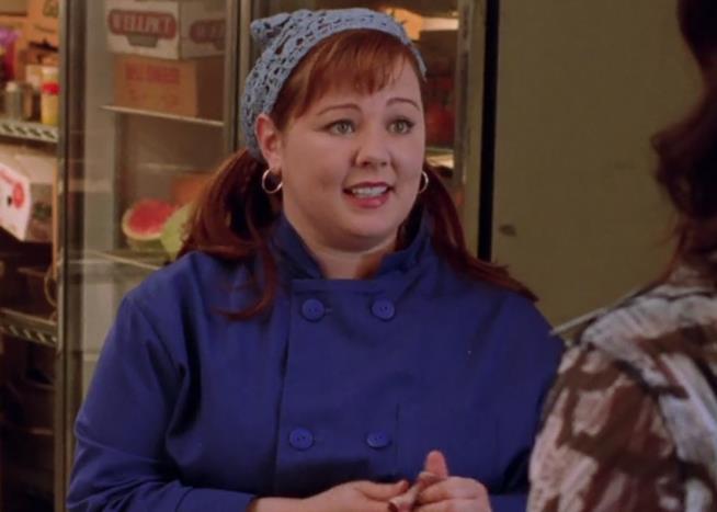 Melissa McCarthy nei panni di Sookie di Una mamma per amica
