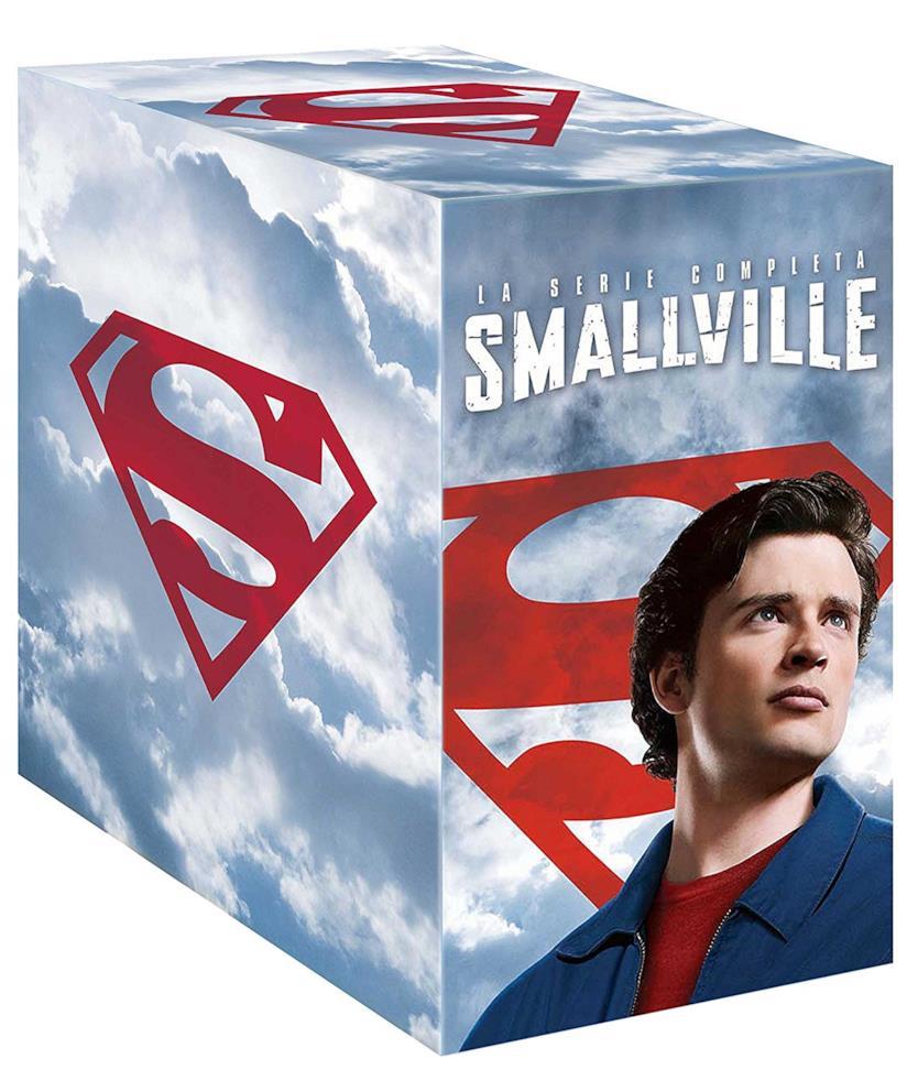 Cofanetto DVD di Smallville - Stagioni 1-10