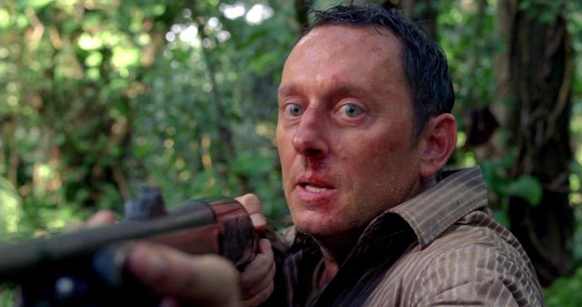 Ben Linus in una foto di un episodio della sesta stagione