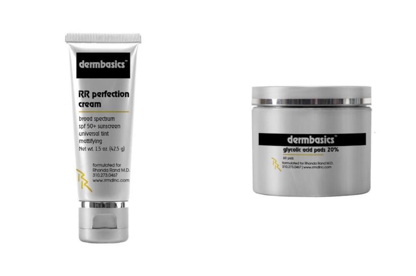 Prodotti per la pelle Dermbasics
