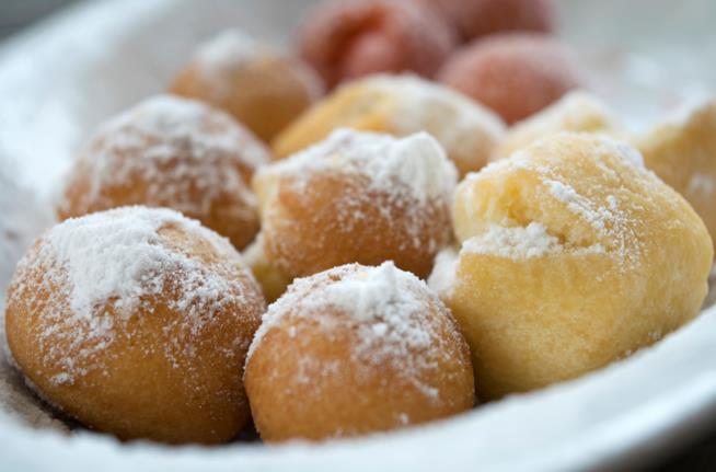 Sfinci siciliani, pasticceria tipica