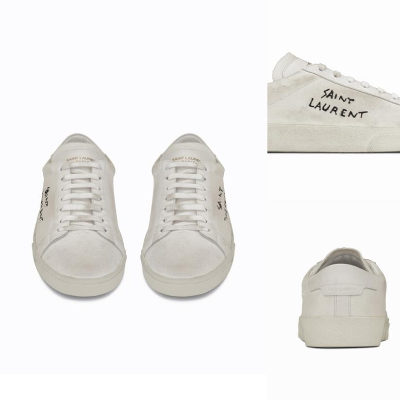 Sneakers uomo Yves Saint Laurent da regalare a Natale