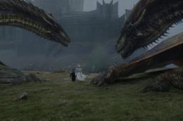 Daenerys e i draghi