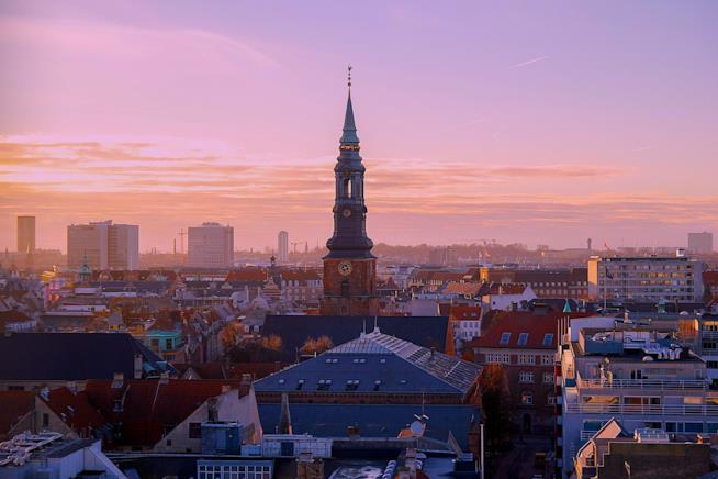 Scorcio di Copenaghen