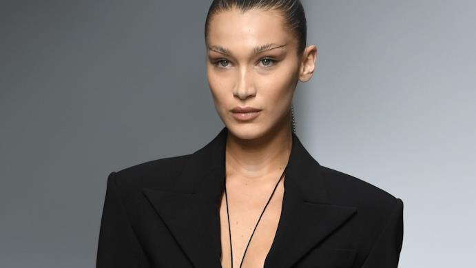 La modella Bella Hadid