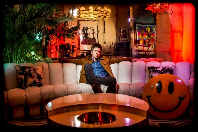 Noel Gallagher pubblica Who Built the Moon?
