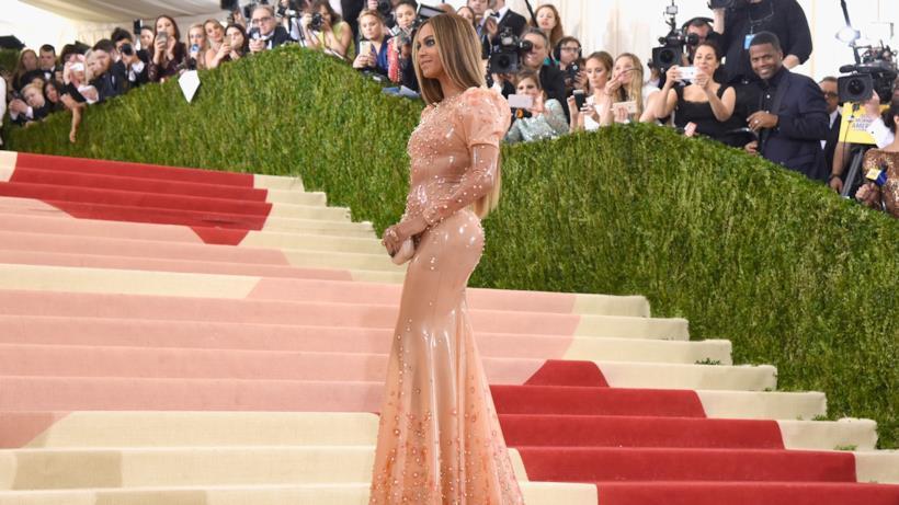 Beyoncé durante un evento.