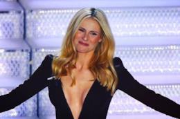 Michelle e la scollatura a Sanremo