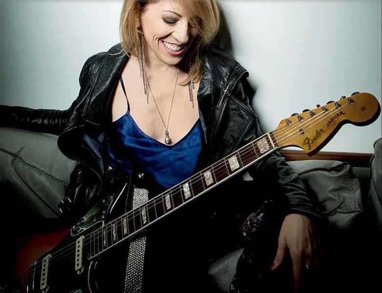 la cantautrice Diana Tejera