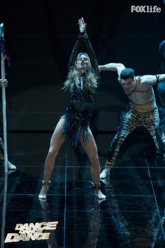 Cristina Marino, settimo serale di Dance Dance Dance 2