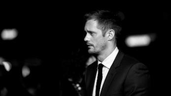 L'attore Alexander Skarsgård