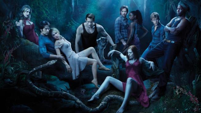 Il cast di True Blood
